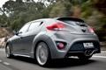 Картинка car, Hyundai, road, speed, Turbo, Veloster