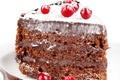Картинка ягоды, berry, торт, пирожное, cake, крем, десерт