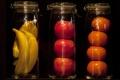 Картинка стекло, банка, фрукты, сосуд