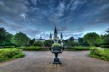 Картинка HDR, ACKSON SQUARE, NEW ORLEANS