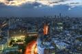 Картинка дорога, город, япония, Tokyo, токио, Road