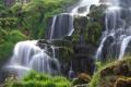 Картинка вода, горы, камни