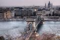 Картинка Hungary, Budapest, Chain Bridge
