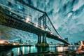 Картинка Brooklyn, New York, bridges