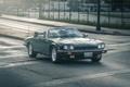 Картинка город, улица, автомобиль, Jaguar XJS