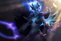 Картинка dota 2, vengeful spirit, skywrath, Шендельзар