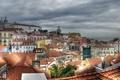 Картинка город, дома, Lisbon, Португалия, фото
