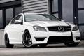 Картинка Тюнинг, AMG, Авто, C63, Машины, Mercedes-Benz