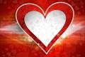 Картинка сердце, линии, сердечки