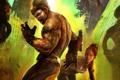 Картинка Ninja Theory, Трип, Манки, Enslaved, Порабощенный