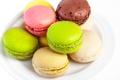 Картинка сладость, выпечка, ассорти, Макаруны