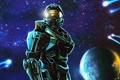 Картинка шлем, spartan, master chief, John-117, halo 5, Halo 5: Guardians броня
