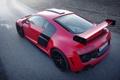 Картинка машина, Audi, тюнинг, задок, GT850, Prior-Design