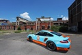 Картинка car, машина, Porsche, race, задок, CAM SHAFT, 997 Turbo