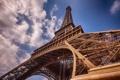 Картинка Париж, Эйфелева башня, архитектура