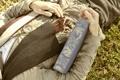 Картинка трава, листья, природа, фон, обои, настроения, шарф