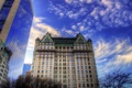 Картинка New York, building, Manhattan architecture