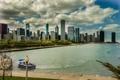 Картинка небоскребы, Чикаго, USA, Chicago, мегаполис, illinois