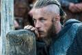 Картинка взгляд, лицо, сериал, драма, Vikings, историческая, Викинги