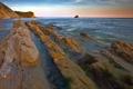 Картинка море, вода, камни, берег, рифы