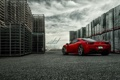 Картинка Ferrari, 458, Forged, Series, Italia, Vossen, Wheels