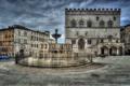 Картинка Italy, Umbria, Perugia, Fontana Maggiore