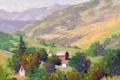 Картинка арт, Sean Wallis, Spring In Mink Creek