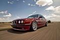 Картинка дорога, машина, скорость, BMW
