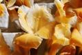 Картинка макро, цветы, лепестки, гладиолусы