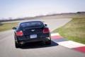 Картинка Авто, Bentley, Continental, Дорога, Черный, Le Mans, Машина