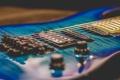 Картинка музыка, фон, гитара, струны
