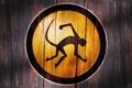 Картинка обезьяна, логотип, Ximian