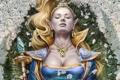 Картинка эльфийка, королева, EverQuest 2: Destiny of Velious