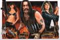 Картинка Jessica Alba, Danny Trejo, machete, Michelle Rodriguez, Luz, Sartana, Machete Cortez