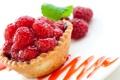 Картинка ягоды, малина, пирожное, fresh, десерт, сладкое, dessert