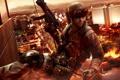 Картинка огонь, Вегас, Rainbow Six, спецназ, МП5