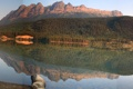 Картинка пейзаж, горы, природа, озеро, парк, фото, Канада