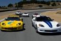 Картинка фон, Corvette, Chevrolet, Шевроле, гоночный трек, передок, Корвет