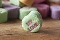 Картинка heart, love, sweet, romantic, любовь, конфеты, сердце
