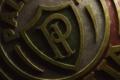 Картинка металл, футбол, клуб, эмблема, italia, palestra