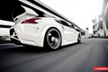 Картинка белый, скорость, Nissan, white, ниссан, vossen, 370-Z