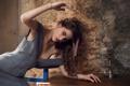 Картинка модель, журнал, фотосессия, Vanity Fair