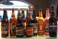 Картинка бутылки, фон, пиво