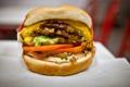 Картинка Burger, еда, макро