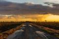 Картинка rain, sunset, cloud, italy