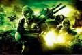 Картинка война, солдаты, tiberium wars, Сommand & conquer 3