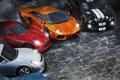 Картинка машины, города, гонка, Нью-Йорк, Чикаго, USA, США