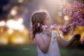 Картинка весна, настроение, девочка