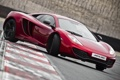 Картинка макларен, MP4-12C, red, McLaren, красный