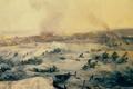 Картинка панорама, музей, фрагмент, город-герой Волгоград, «Сталинградская битва»